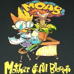 Mad Farmer Moab Mother Of All Blooms Vintage Shirt